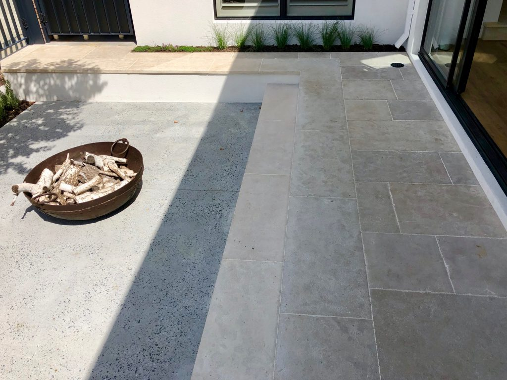 firepit outdoor living area perth australia premier constructed