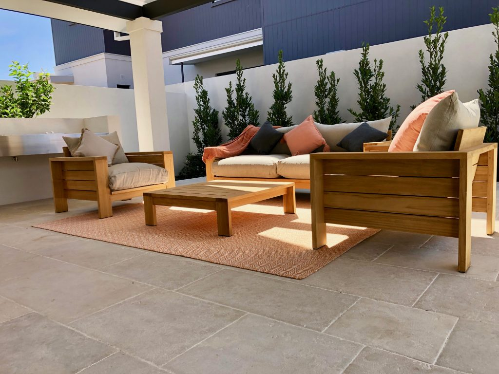 mount claremont perth outdoor living area perth landscaping