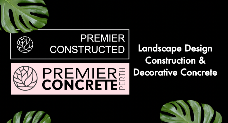 Premier Constructed Perth's landscaping and design construction specialists, decorative concrete