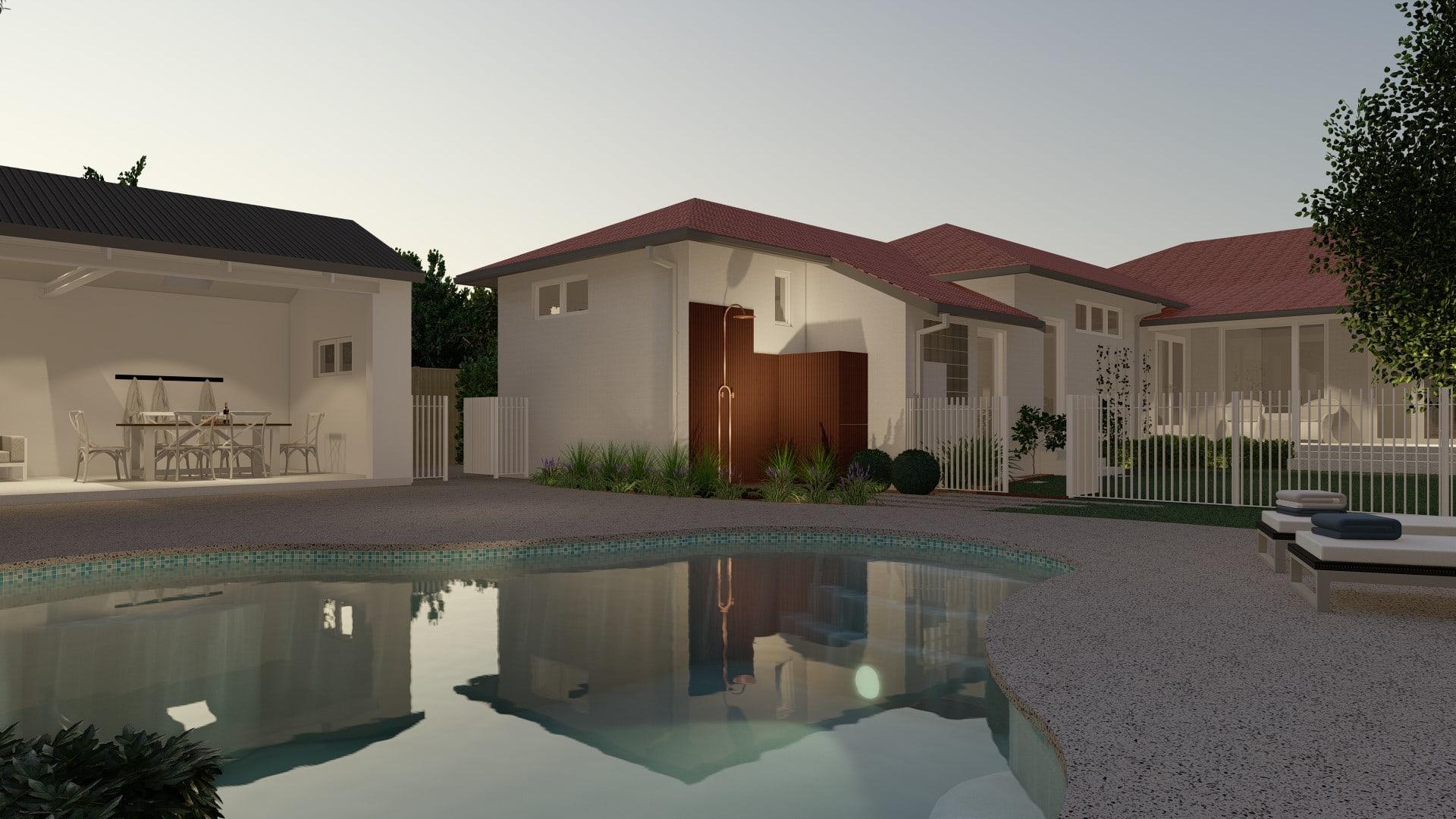 perth designer landscaping project applecross