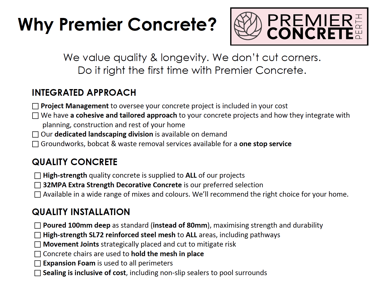 perth concreting specialists