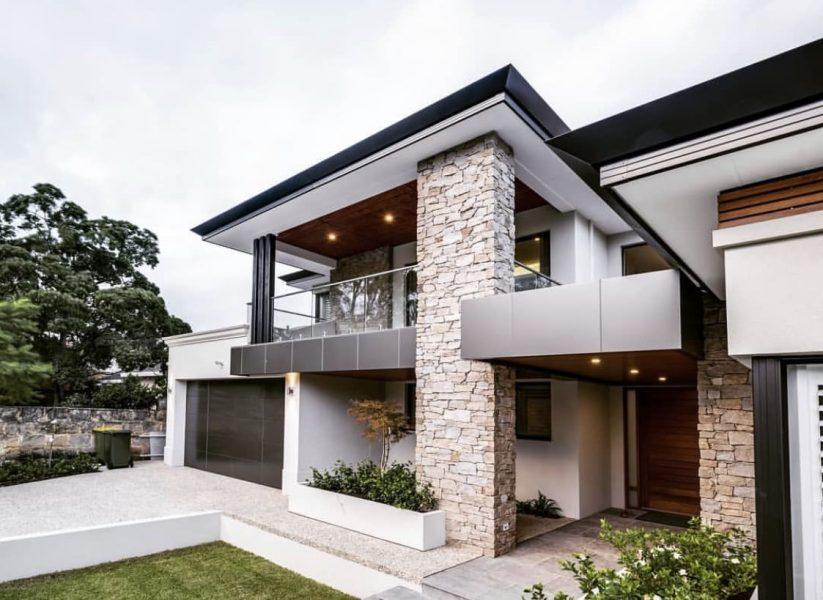 Applecross - zazen - Premier constructed natural stone project