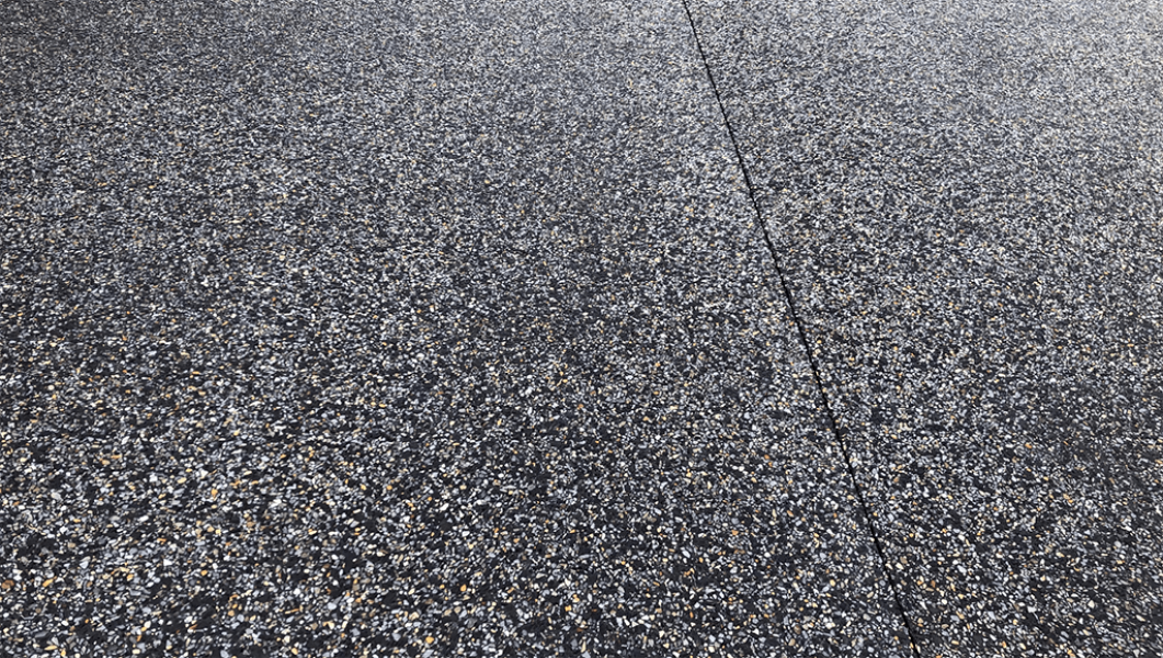 exposed aggregate driveway in Scarborough perth by premier concrete Perths decorative concrete specialists
