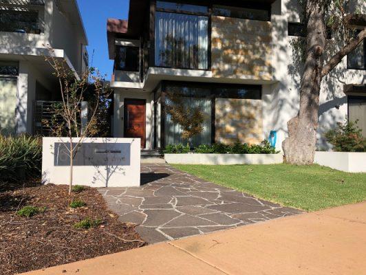 Perth Landscaper Meagher Drive Floreat After Photo