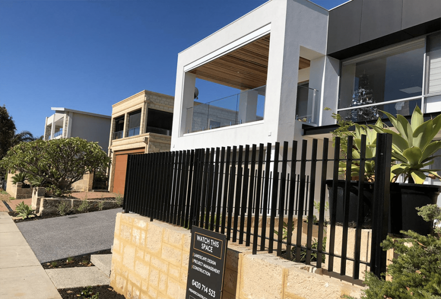 Westview Street Scarborough Perth - Premier Concrete Perth, Landscaping Design and Construction 2 5