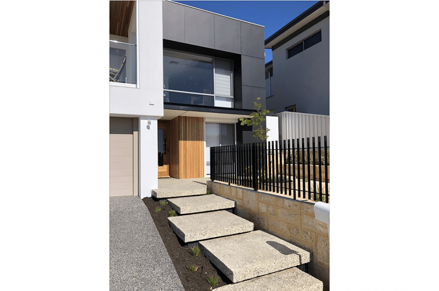 Westview Street Scarborough Perth - Premier Concrete Perth, Landscaping Design and Construction 9